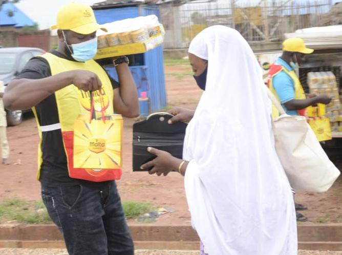 EID 3 - Malta Guinness excites travellers during Sallah
