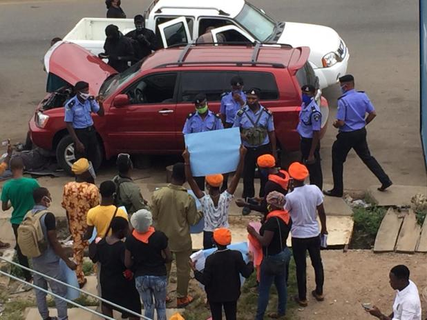IMG 20200805 WA0024 - BREAKING: RevolutionNow: DSS rearrests Bakare, three others [PHOTOS]