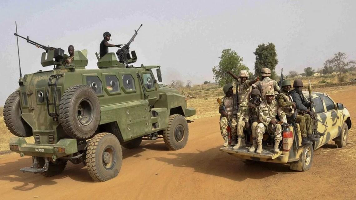 Boko Haram: Nigerians pack raw food as troops overrun Shekau's farm in Sambisa [Video]