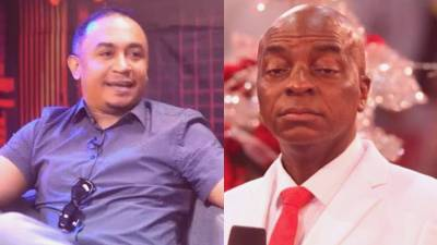 Daddy Freeze finally apologizes to Bishop Oyedepo