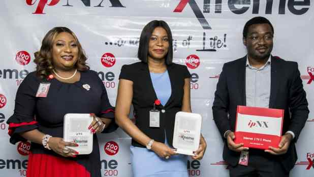 IPNX PIX 1 - ipNX delivers Nigeria's First 200Mbps Internet Speed Offering to homes