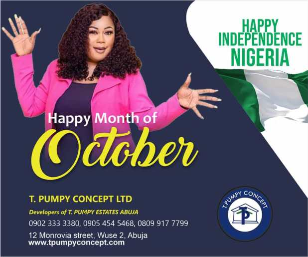 4 1 - Nigeria at 60: Adaralegbe Akintayo, T Pumpy boss calls for prayers