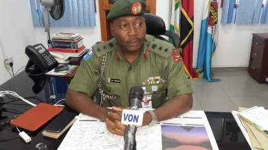 Lekki shooting: Soldiers used blank ammunition – Ex-Army spokesman, Usman