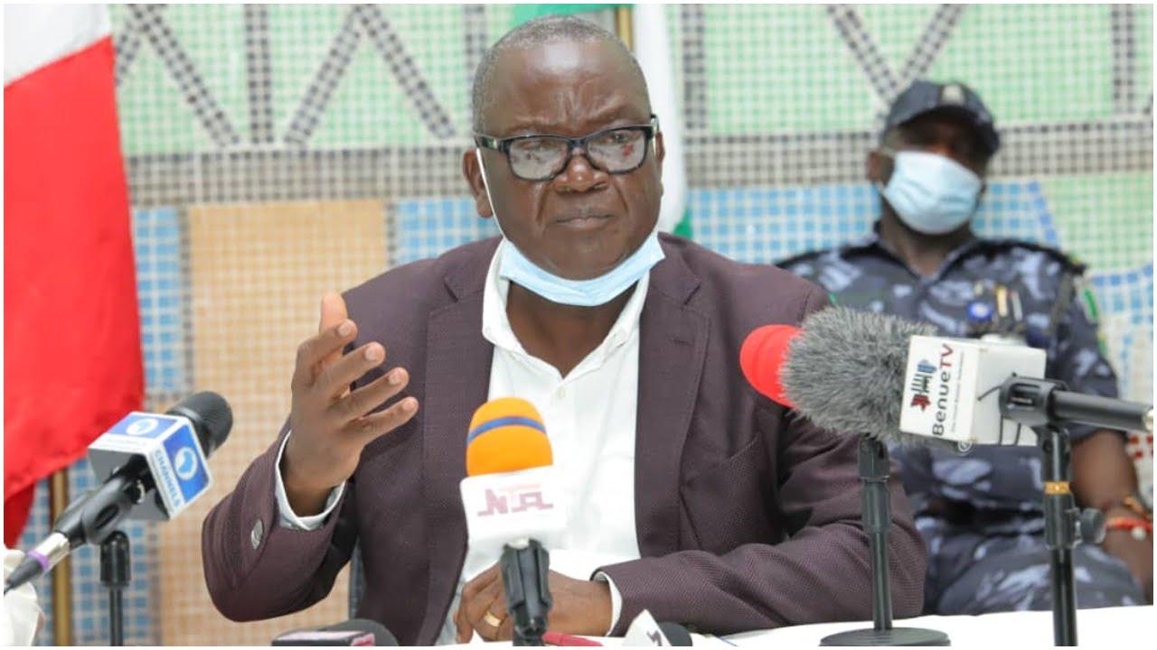 Ortom makes clarification on joining 2023 presidential race