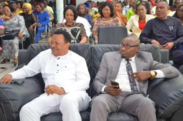 FB IMG 1605819115792 - Abia: Gov Ikpeazu Inaugurates ASUBEB Chairman, board members, others