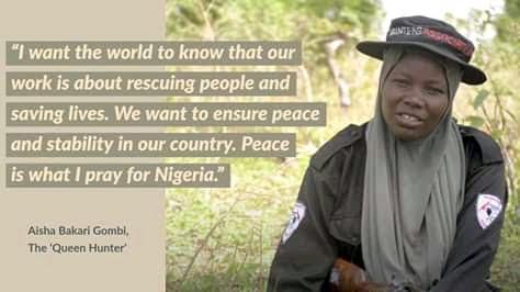 FB IMG 16092576612100452 - Boko Haram hunter honoured for bravery against insurgents