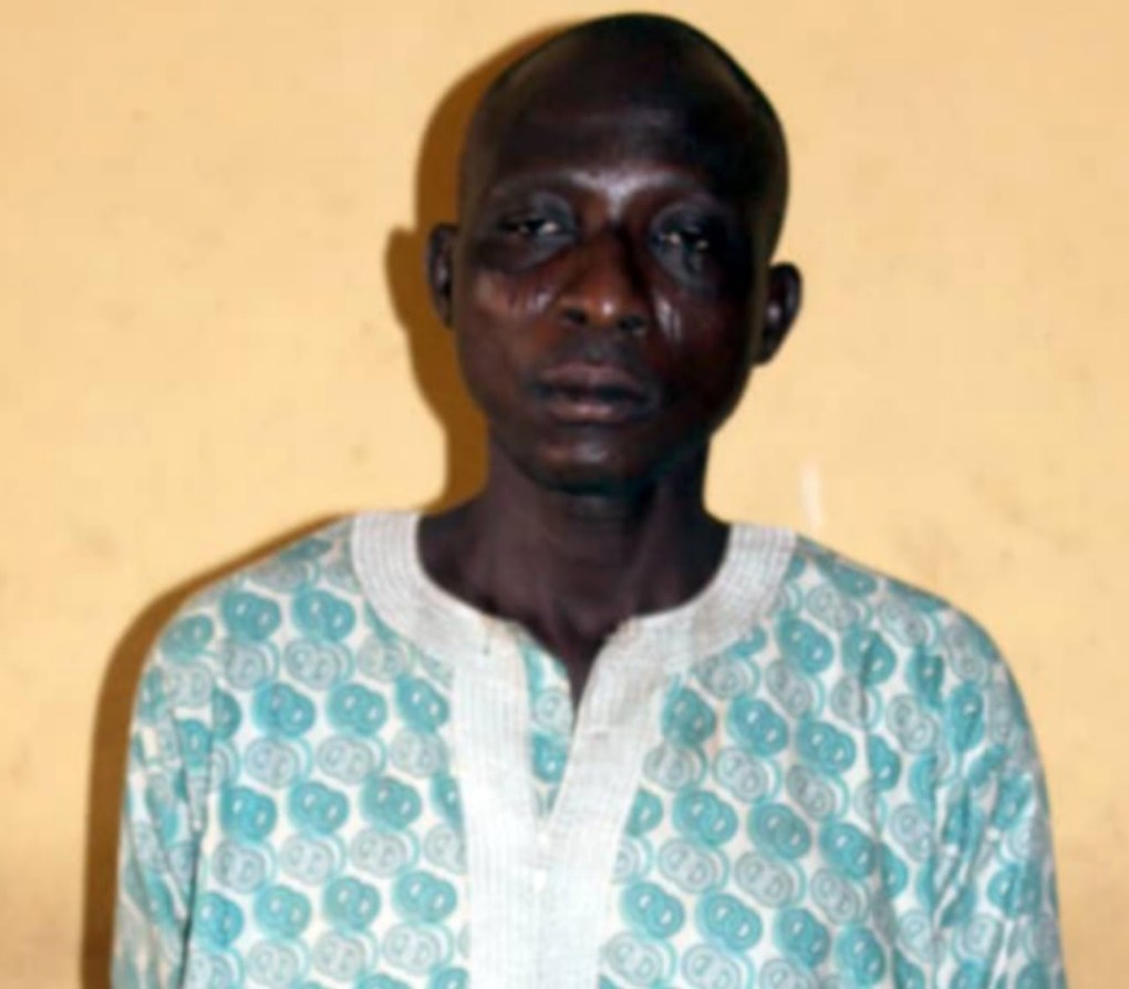 Father allegedly rapes own daughter in Ogun