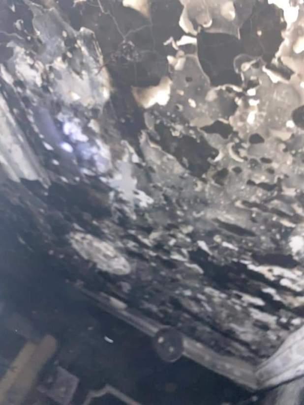 IMG 20210125 WA0125 - BREAKING: Sunday Igboho's house in Ibadan set ablaze [Photos, Video]