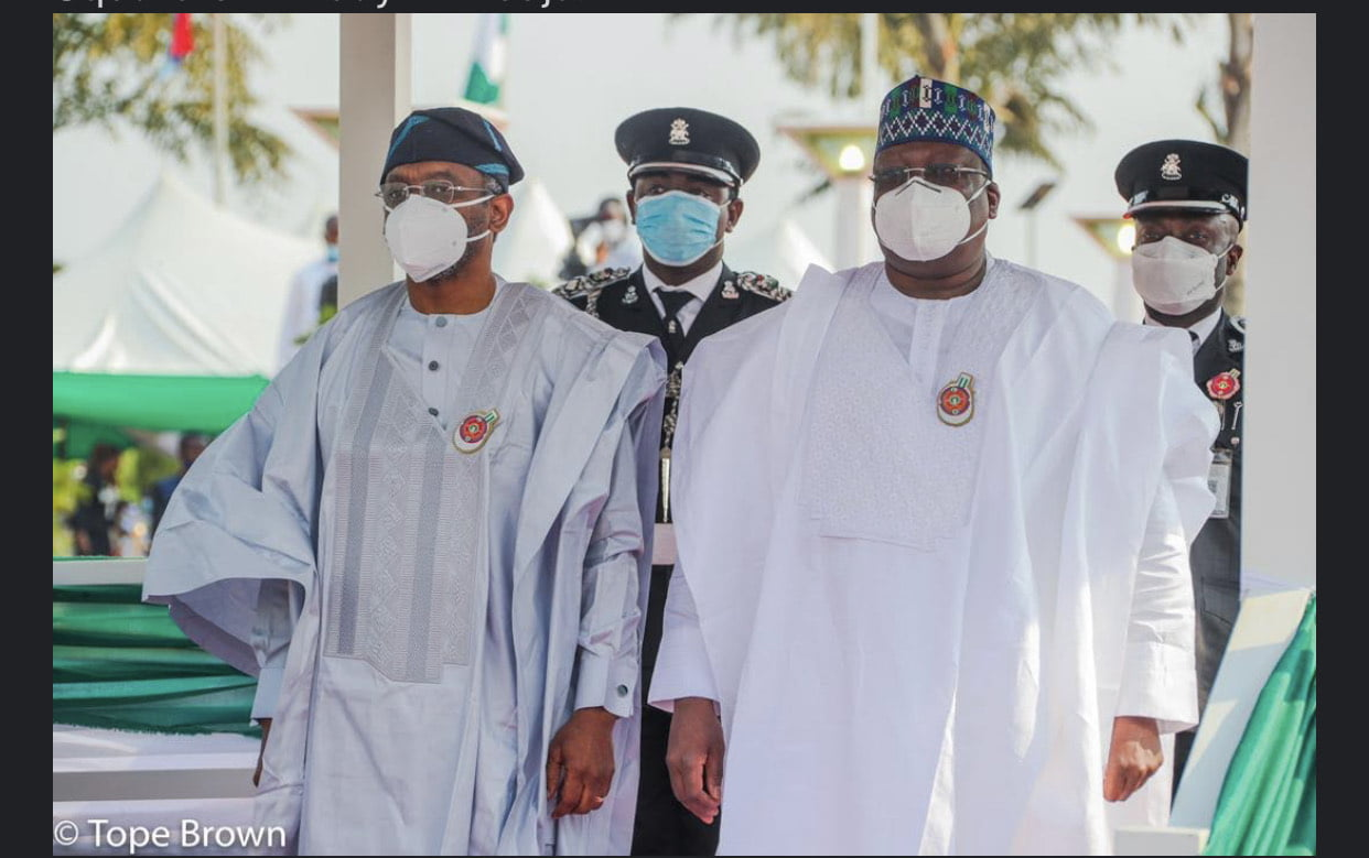PHOTONEWS: Senate President, others attend Armed Forces Remembrance Day