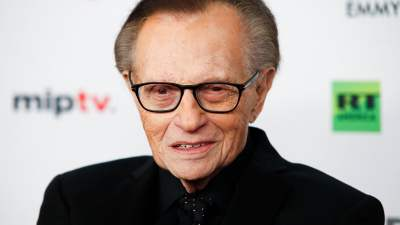 Nigerian celebrities react to death of American broadcaster, Larry King