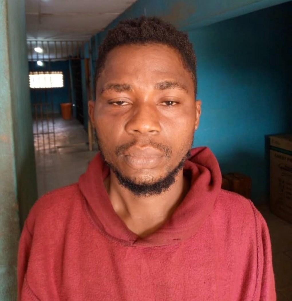 End SARS: Prisoner from Edo jail break re-arrested