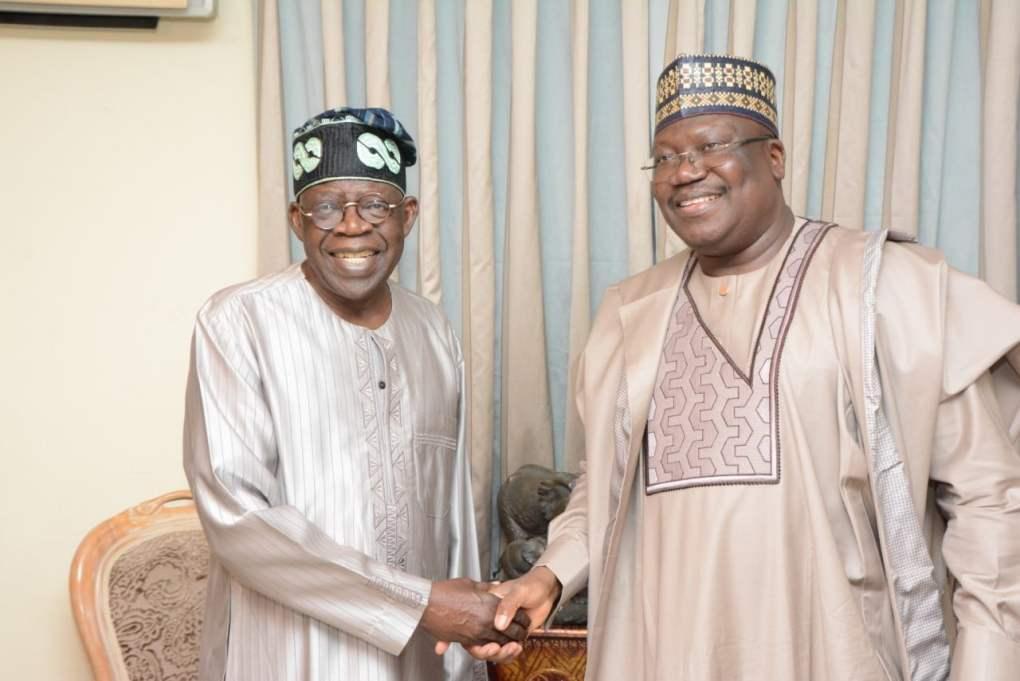 Tinubu prays for Lawan – Daily Post Nigeria