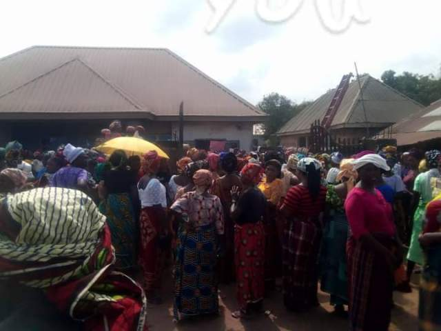 OHAFIA-TV News | Abia women protest outrageous electricity bills, call out EEDC