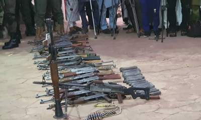 Each weapon bandits submitted can kill 2,000 people – Zamafra govt