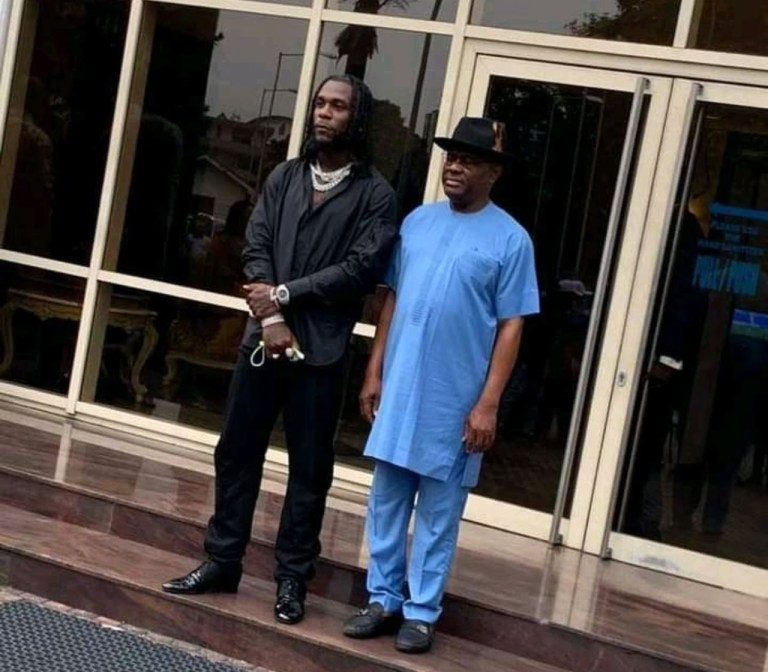 Grammys: We owe you, you've made us proud – Wike tells Burna Boy