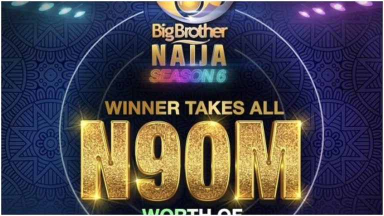 BBNaija: Organisers announce 2021 season six audition, N90m grand prize
