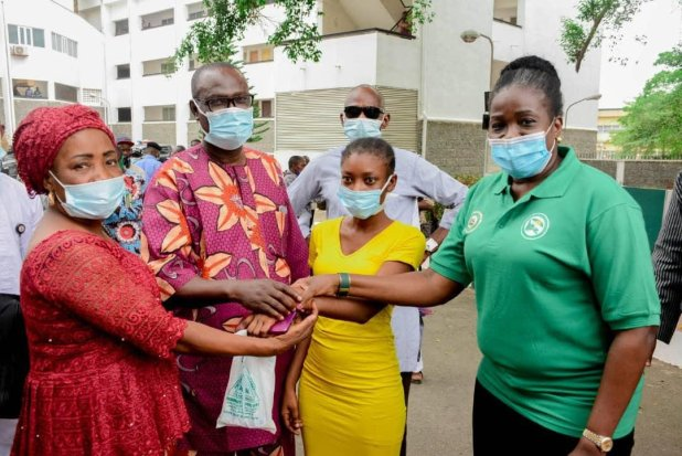 unnamed 5 - Kidnapping: Ogun govt hands over rescued OOU students to families [VIDEO]