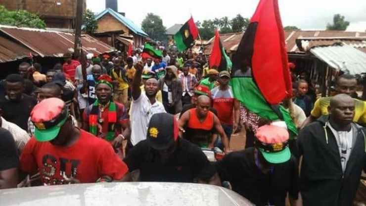 BREAKING: Alleged ESN operatives inform Anambra community of planned attack