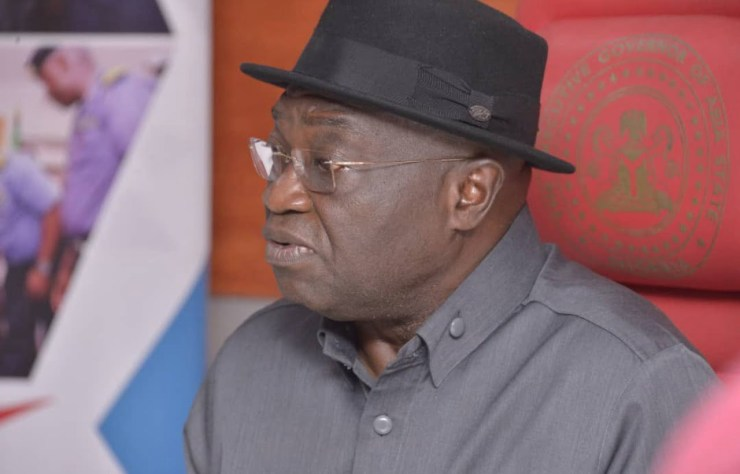 Ikpeazu to construct more 200km roads before leaving office