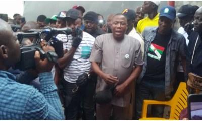 Oduduwa Republic: Sunday Igboho set to shutdown Lagos