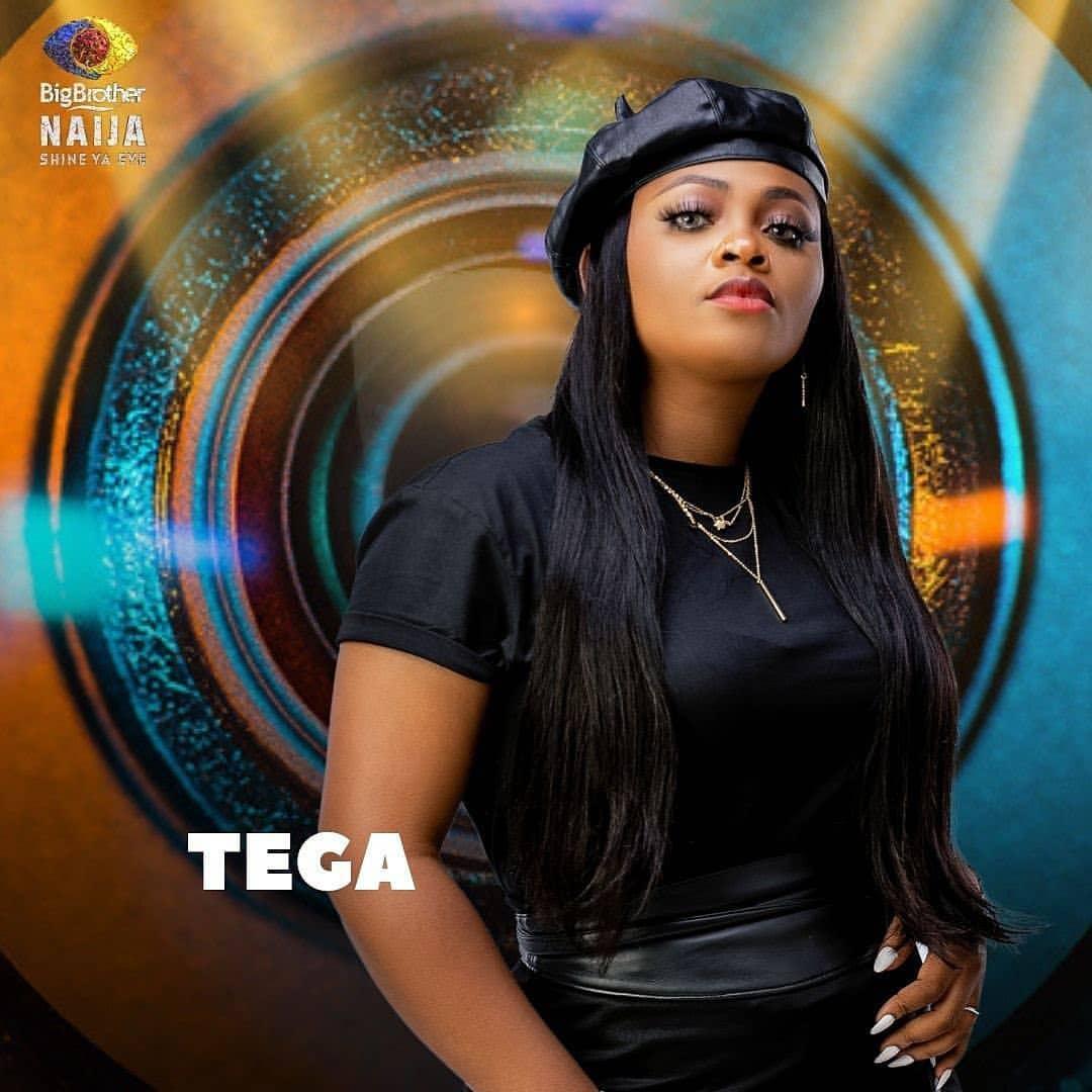 BBNaija: I'm married with a kid – Housemate, Tega