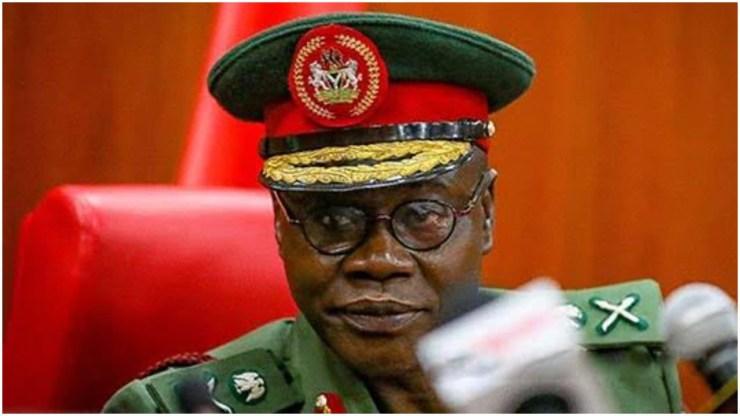 Discipline remains bedrock of Army's professionalism – COAS