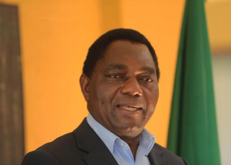 Zambia's President-elect lauds Commonwealth's role in peaceful election