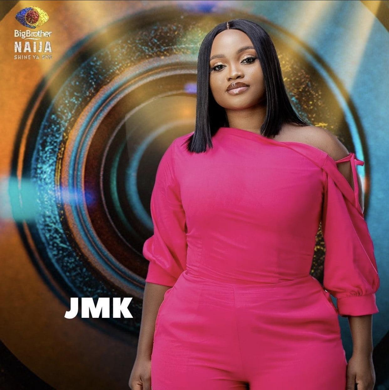 BBNaija: What I'll do to escape Maria's eviction – JMK