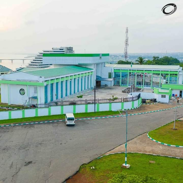 Benue govt takes delivery of remodeled governor's office in Makurdi [PHOTOS]