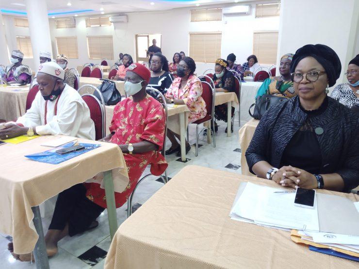 Obnoxious Cultural Norms against women: WACOL pushes for replicating Enugu's shining light across Nigeria