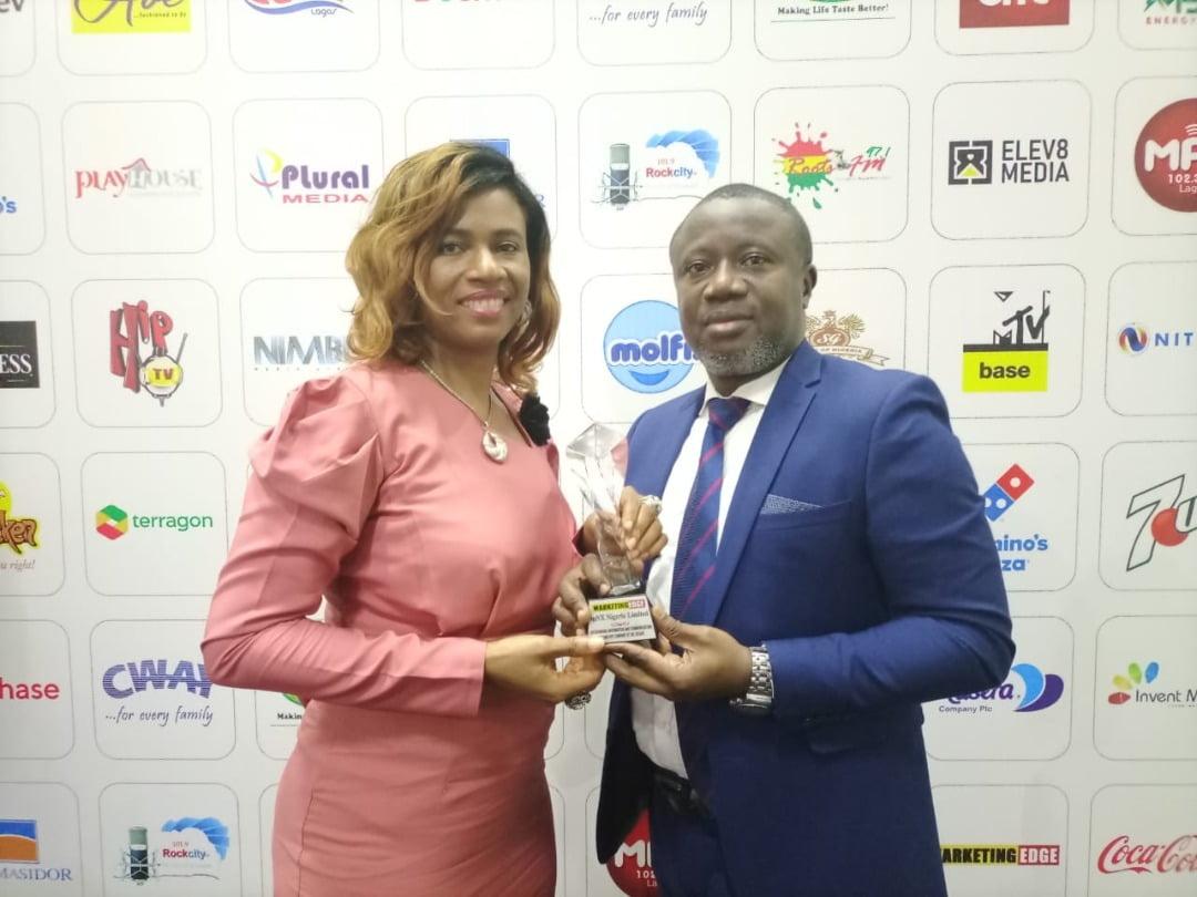 ipNX wins ICT Company of the Decade Award