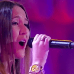 "Josefa Serrano Sings ""Feeling Good"" on The Voice Chile 2015 (June 23, 2015 Episode)"