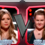 "Amanda Ayala vs Shelby Brown With ""Edge of Seventeen"" on The Voice 2015 Season 9 Battle Round 4 (VIDEO)"