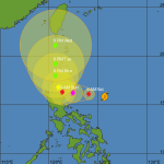 Typhoon Lando Projected Path and Tracking: May Bring Intense Rain in the Philippines (Update)