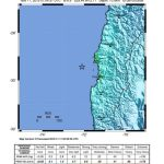 Chile Earthquake Today Measures 6.9 Magnitude