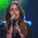 "Sofia Anessiadis Sings ""Habits"" on The Voice van Vlaanderen 2016 (Belgium Flanders)"