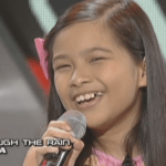 "Krisha Aler Sings ""Through the Rain"" on The Voice Kids Philippines 2016 (June 18 Episode)"