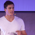 Watch as Pietro Boselli, the Most Handsome Professor and Model, Talks on TEDx (VIDEO)