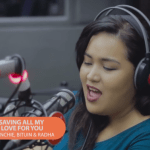 "Watch as These Three Filipina Singers Cover Whitney's ""Saving All My Love For You"" (VIDEO)"
