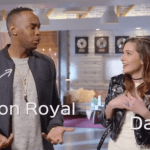 Brandon Royal vs Davina Leone on The Voice 2012 Season 12 Battle Round (VIDEO)