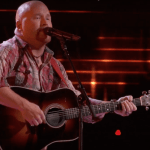 "Red Marlow Sings  ""The Church on Cumberland Road"" on The Voice 2017 Top 12 Season 13 (November 20 Episode)"