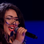 """Tai Sings """"Move On Up"""" on The Voice UK 2018 (January 20 Episode)"""