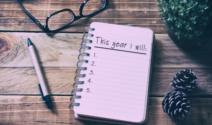 New Year, New Choices - Resolutions [What Are Your Plans For 2019]