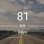 81 Days Sober: No More Hiding