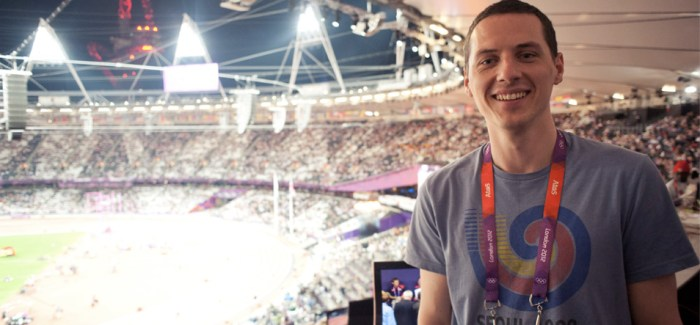 Athletech: Jon Mulkeen, Web Editor for IAAF