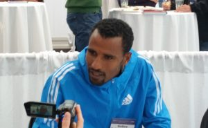 Gebremariam thinks Ethiopians can compete in New York and Boston