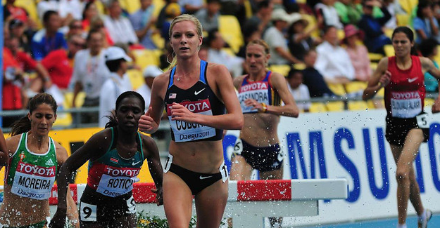Run it Back: Emma Coburn on the American record, her first steeplechase and meeting Mark Wetmore