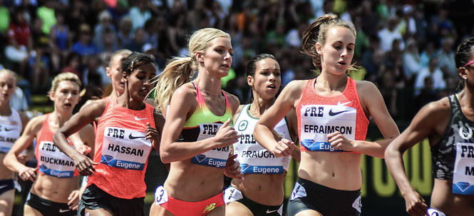 Coburn leads surging women's steeplers into Nationals