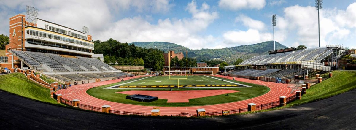 America's Track & Field Stadiums: North Carolina