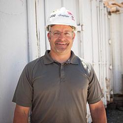 Matt Horton, Hunzinger Construction
